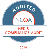 HEDIS Compliance audit award for 2014